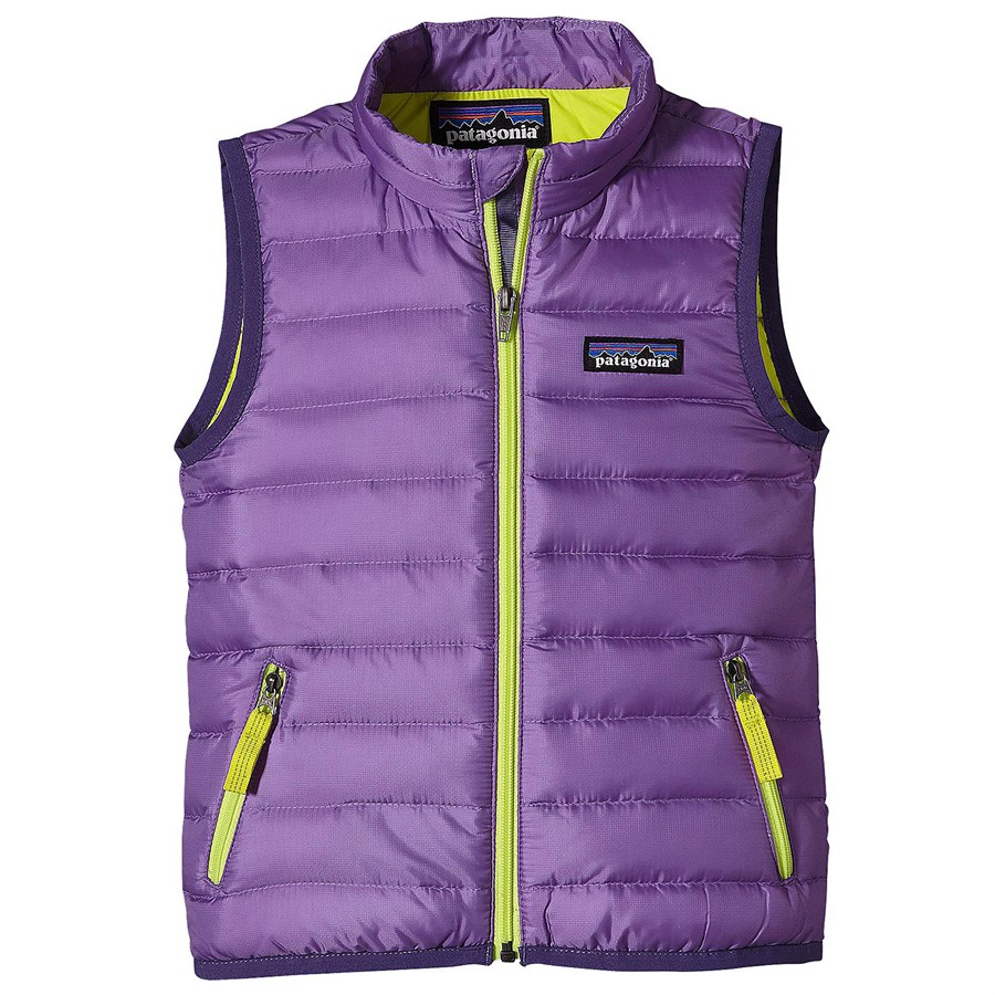 patagonia down sweater vest little girls evo
