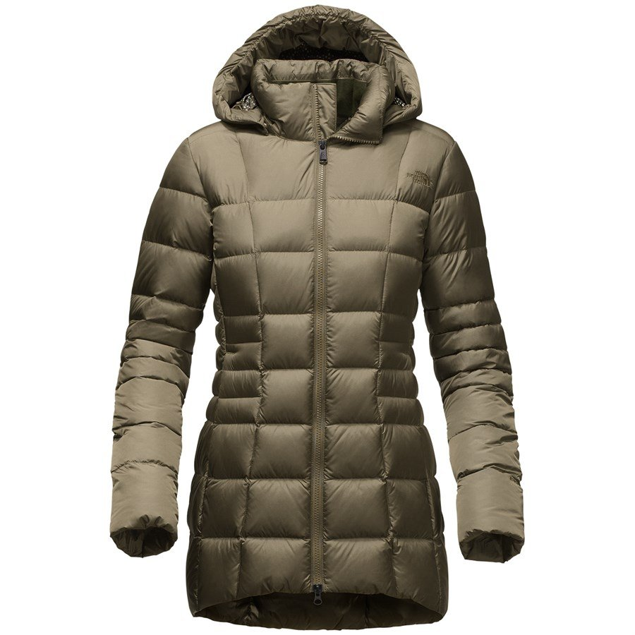 North face womens long winter coats