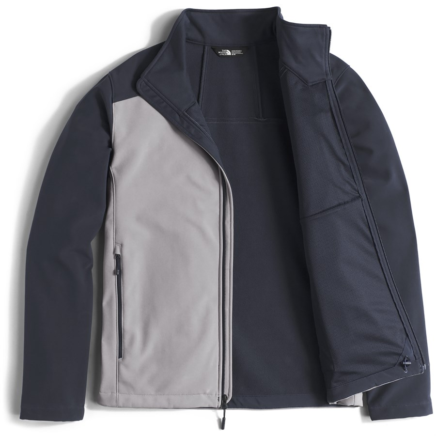 d3d9ee8fe686 the north face apex bionic jacket high rise grey jack