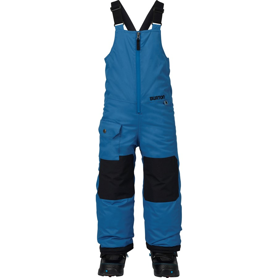 burton minishred maven bibs little kids evo