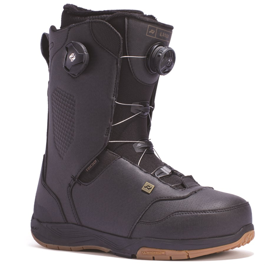 ride lasso boa snowboard boots 2017 evo. Black Bedroom Furniture Sets. Home Design Ideas