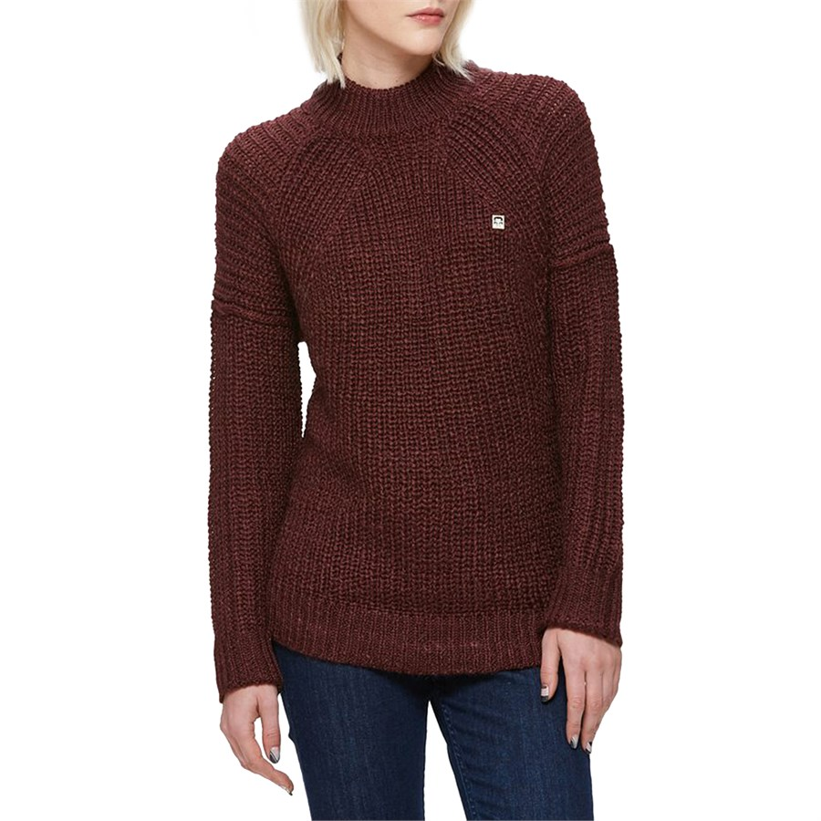 Obey Clothing Barnette Pullover Sweater - Women's | evo outlet
