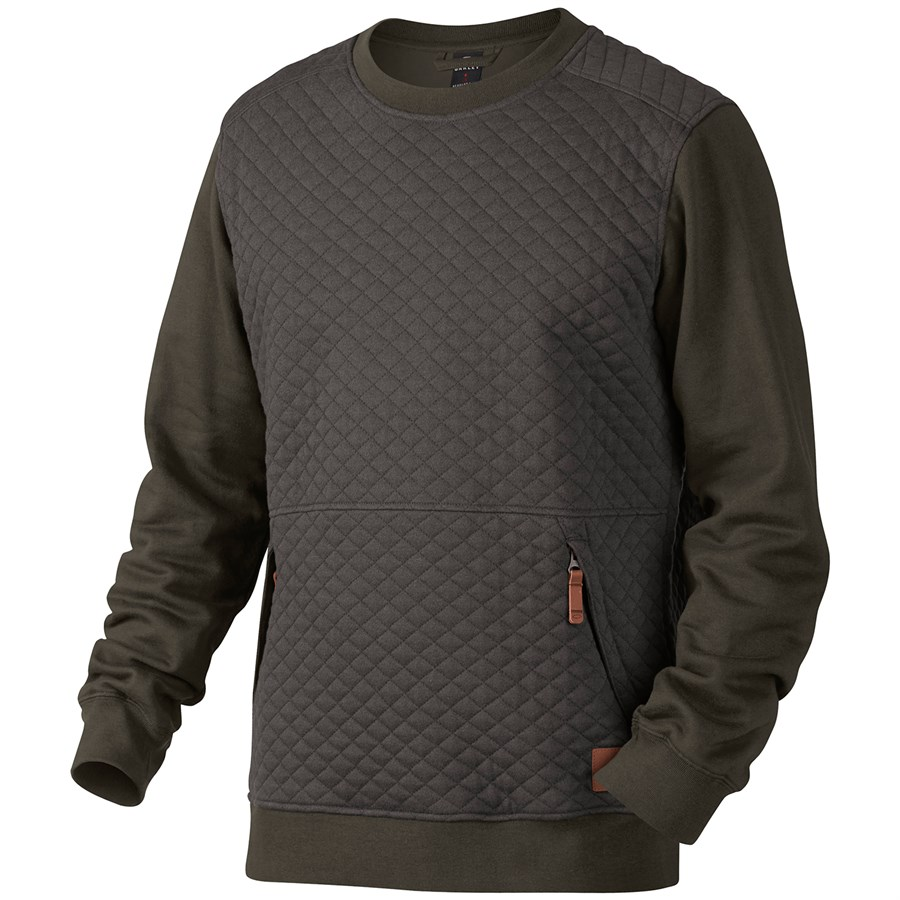 Description. The Waffle Knit Thermal Crew traps a layer of air between the fabric and your skin for enhanced breathability and insulation. Heavyweight Peruvian cotton has a soft feel that's comfortable to wear under a shirt or jacket.