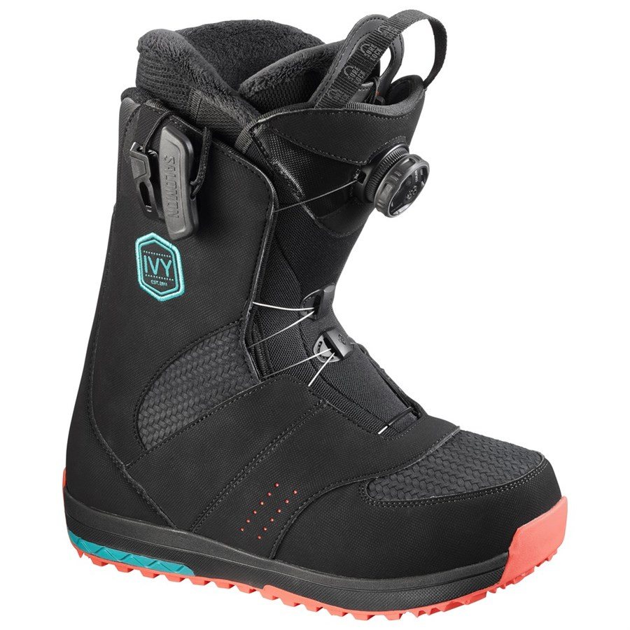 Salomon Ivy Boa SJ Snowboard Boots - Women s 2017   evo 1c506f2bc51