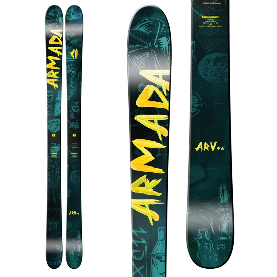 Armada ARV 96 Skis 2017