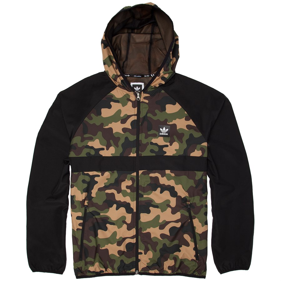 adidas camo windbreaker evo. Black Bedroom Furniture Sets. Home Design Ideas