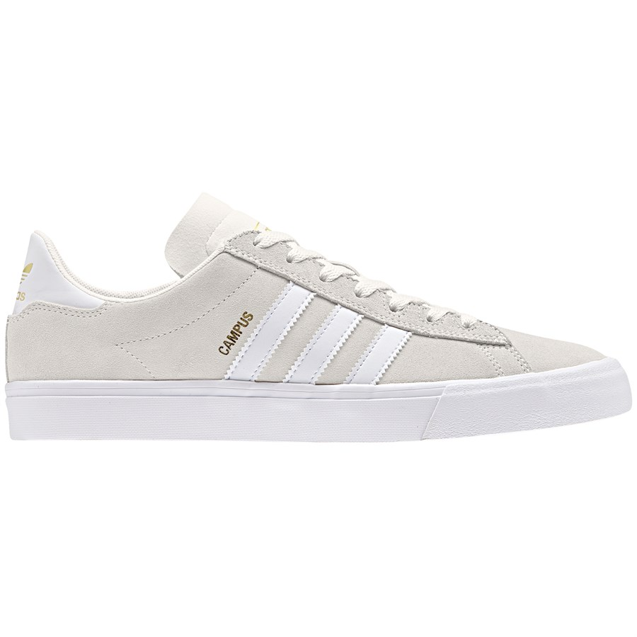 new style 5ed4b 13325 ... Adidas Mens Campus Vulc II ADV ConavyFtwwhtFtwwht Skate Shoe 9 Men US  Another Chance Zoom Enlarge Size .