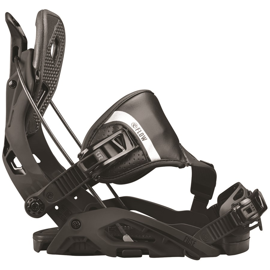 Flow Fuse Hybrid Snowboard Bindings 2017