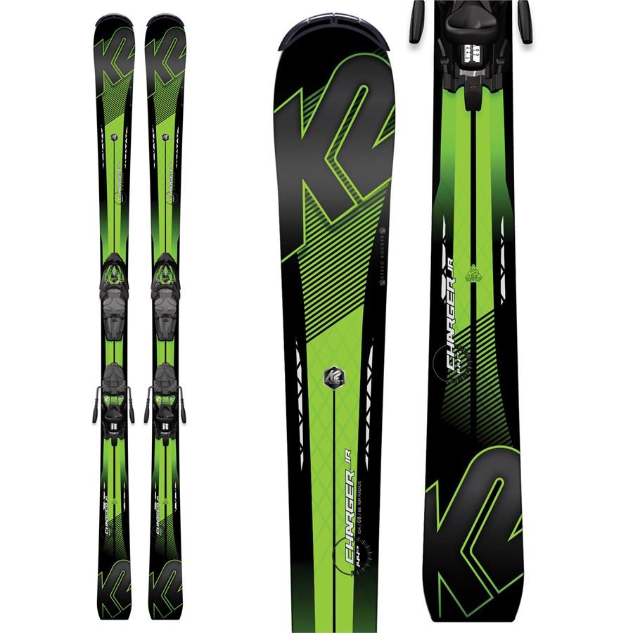 Kids Sized Skis