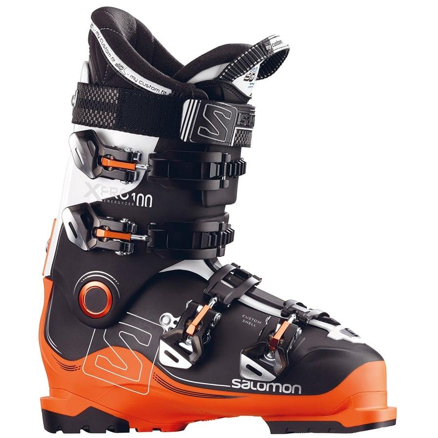 Salomon X Pro 100 Ski Boots 2017