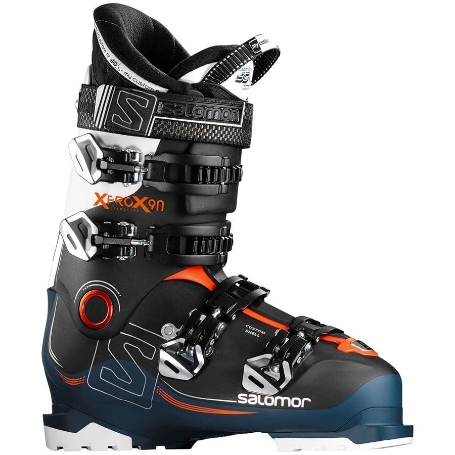 salomon x pro x90 cs ski boots 2017 evo. Black Bedroom Furniture Sets. Home Design Ideas