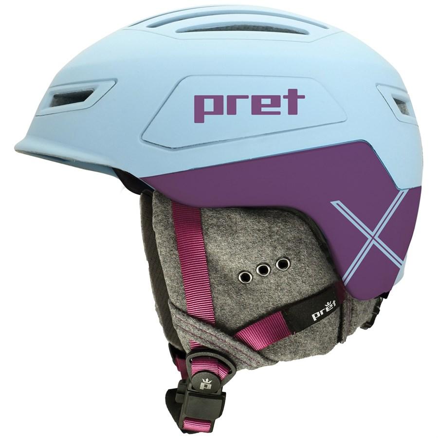 Large//Ember Pret Cirque X Helmet