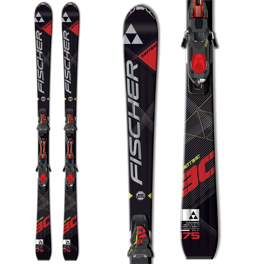 Fischer Motive 80 Skis + RSX 12 Bindings 2016 | evo outlet