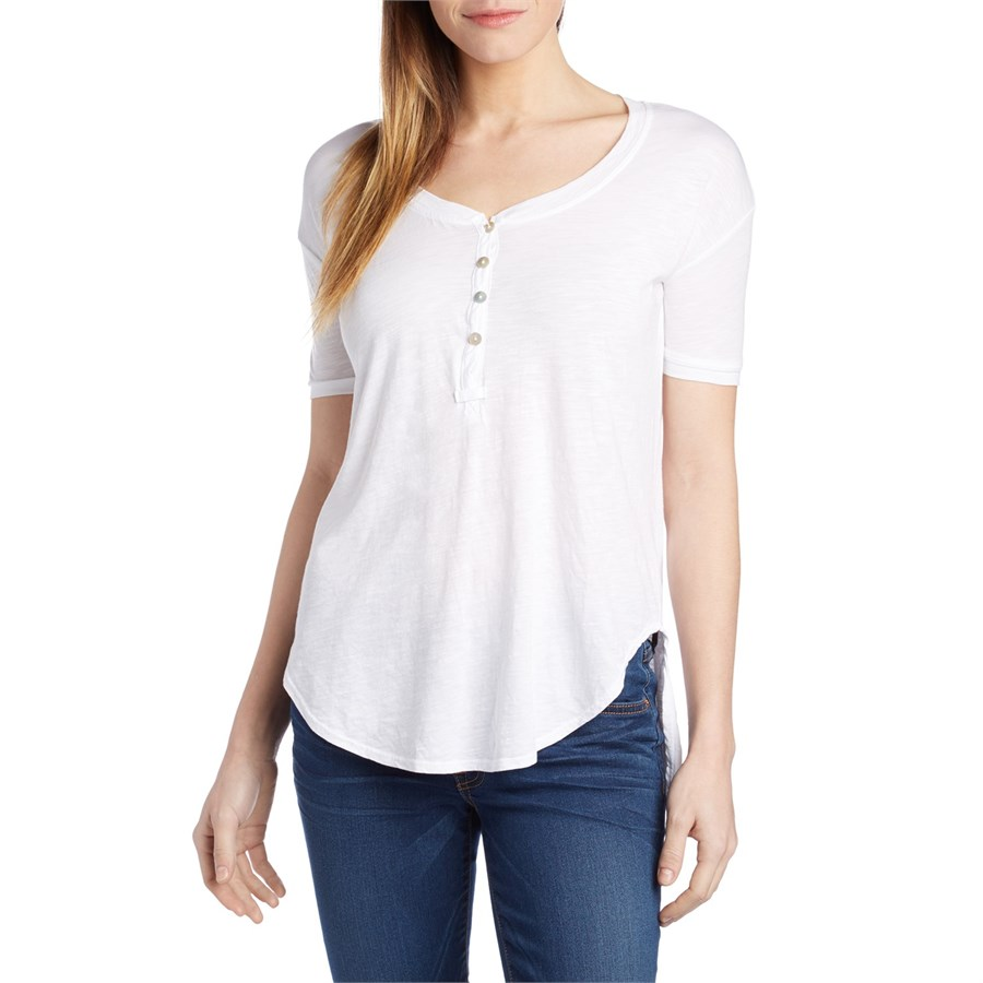 fresh laundry henley t shirt women 39 s evo outlet