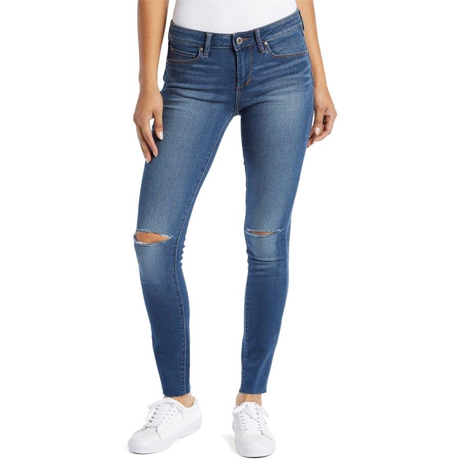 Articles Of Society Sarah Cut Off Hem Skinny Jeans Women S Evo