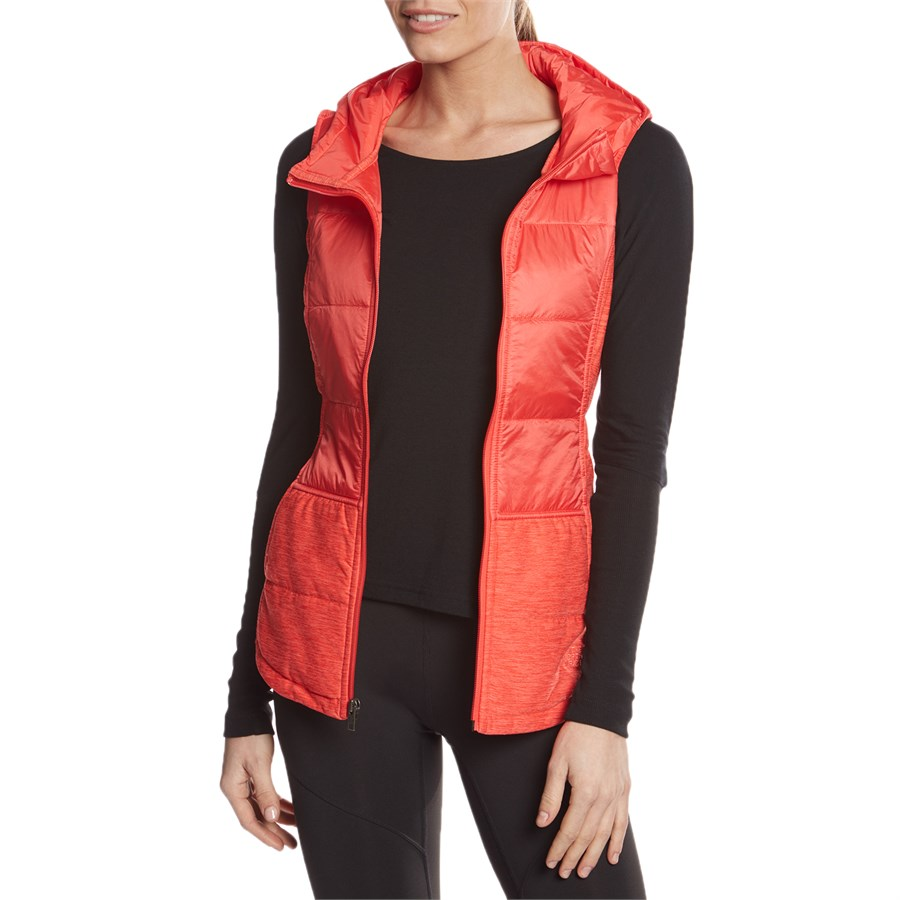 bdf97cd5f07c the north face womens pseudio insulated vest light