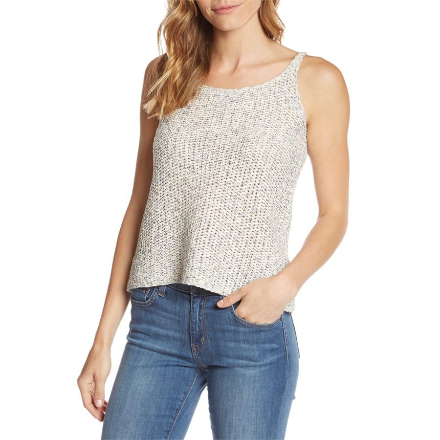 Nümph Knit Sweater Tank Top - Women's | evo