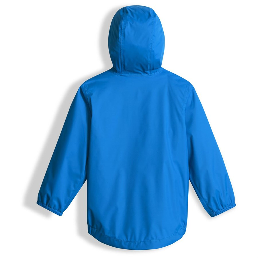 Size 3T Gray /& Blue TODDLER BOYS The North Face Tailout Rain Shell Jacket