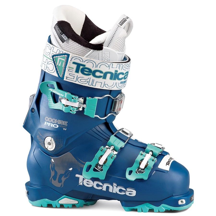 tecnica cochise pro light alpine touring ski boots women 39 s 2016. Black Bedroom Furniture Sets. Home Design Ideas