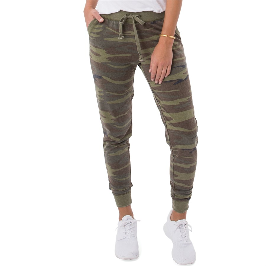 Unique New Design Summer Camouflage Pants Women Fashion Casual Loose Cargo Pants Women Military-in ...
