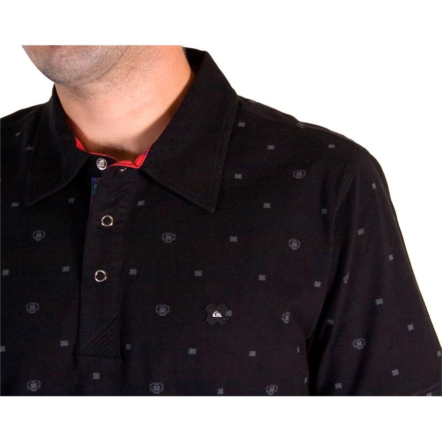 Quiksilver Punk In Drublic Polo Shirt Evo