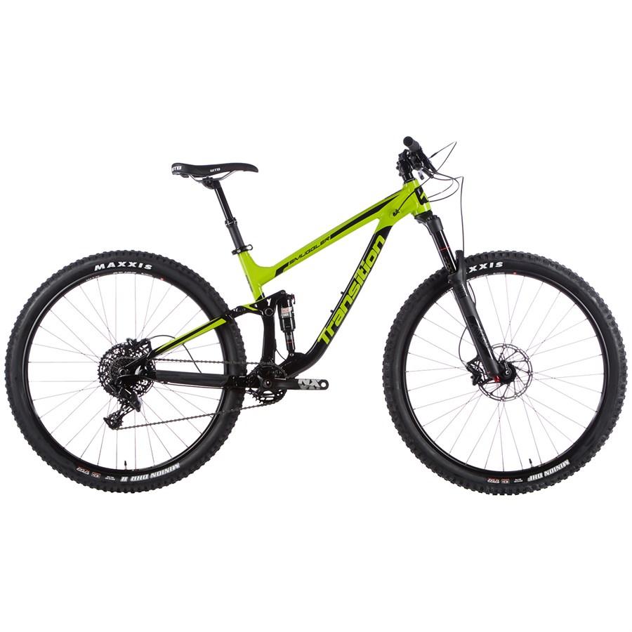 Transition Smuggler 4 Complete Mountain Bike 2017 Evo