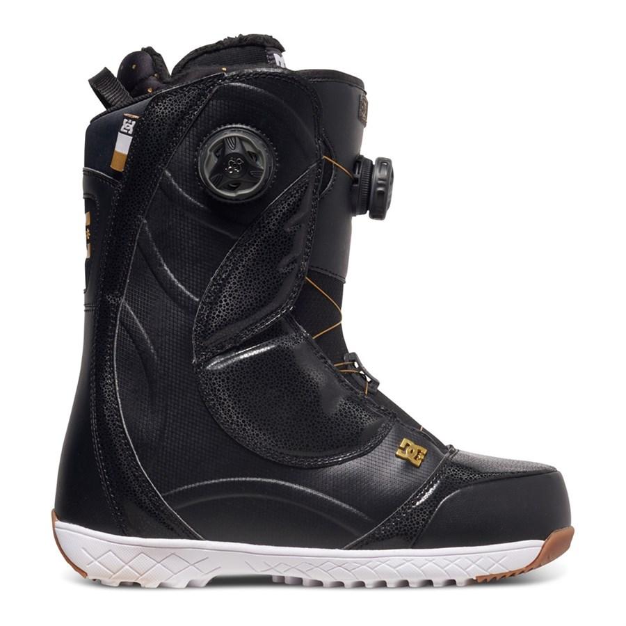 dc mora boa snowboard boots s 2017 evo