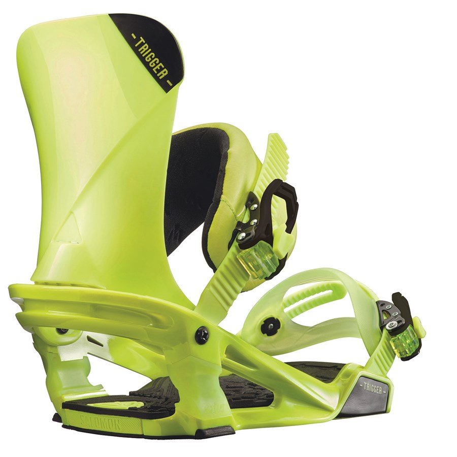 Salomon Trigger Snowboard Bindings 2017