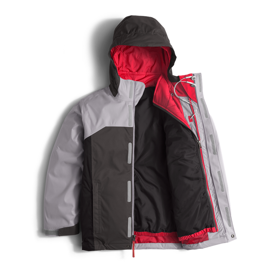 c0ca40d6d49a The North Face Boundary Triclimate® Jacket - Boys