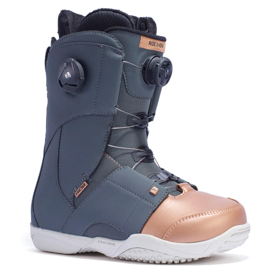 ride hera boa snowboard boots s 2017 evo