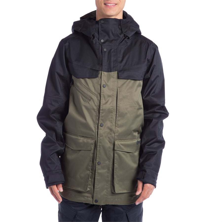 dceec09a45 Oakley Timber BioZone™ Shell Jacket