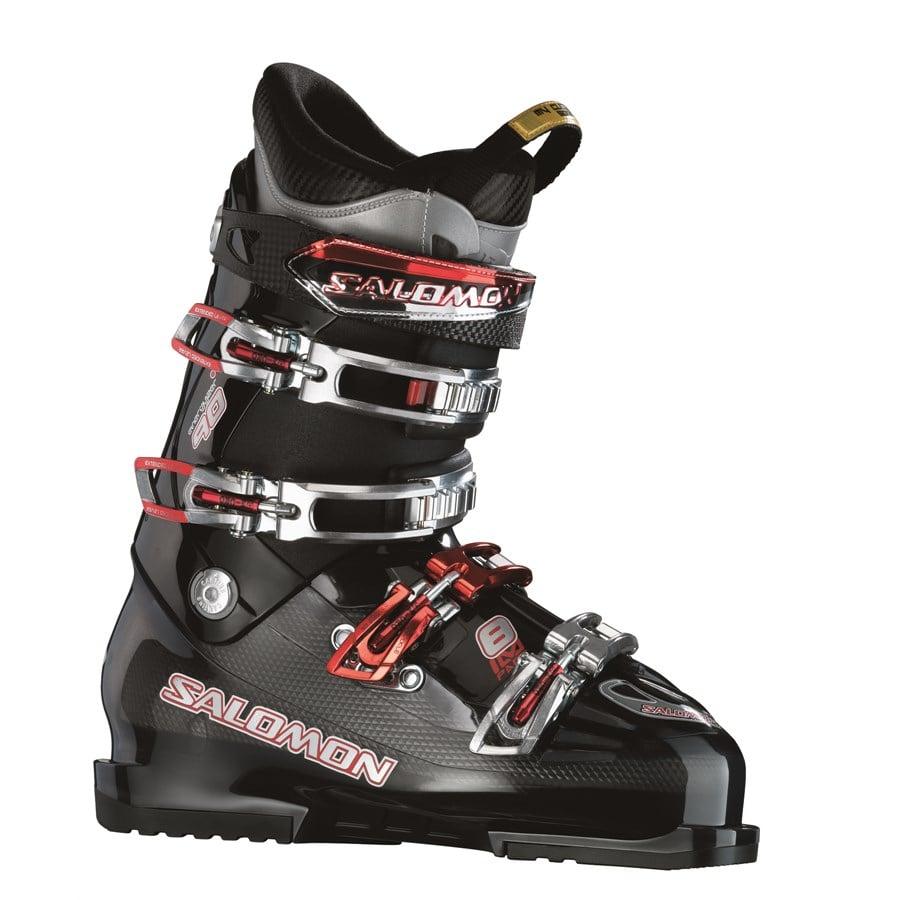 Salomon Impact 8 Ski Boots 2008   evo