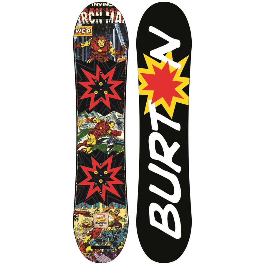 Burton Snowboard Shoes Size Chart
