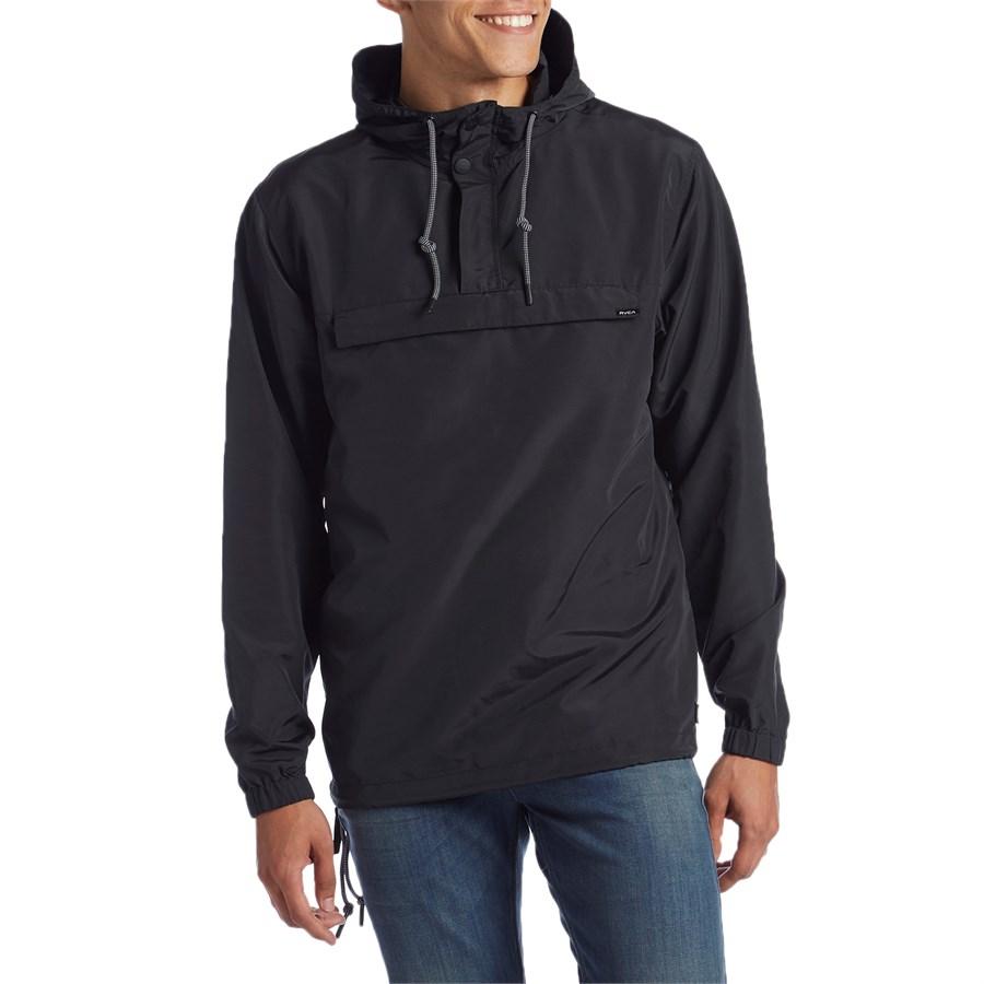 RVCA Packaway Anorak Jacket | evo