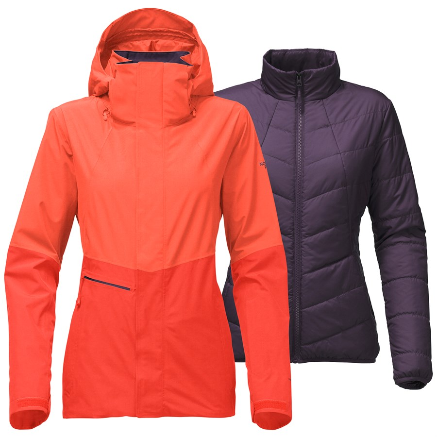 69d6631904b6 ... australia the north face garner triclimate jacket womens evo 3b86f 25137