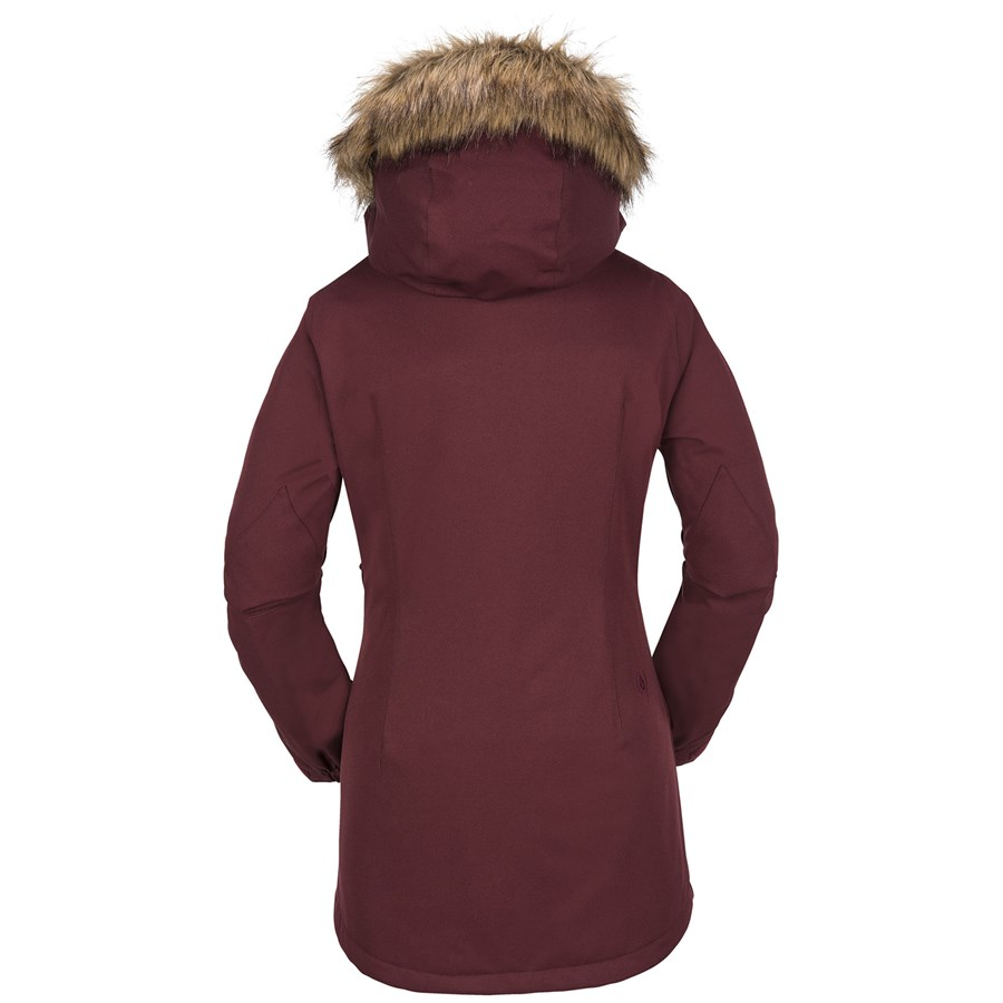 Volcom Mission Insulated Snowboard Jacket Womens
