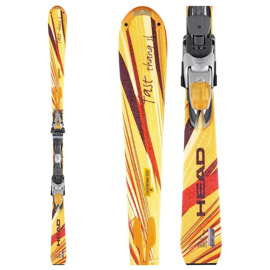 Head Fast Thang Skis + Bindings