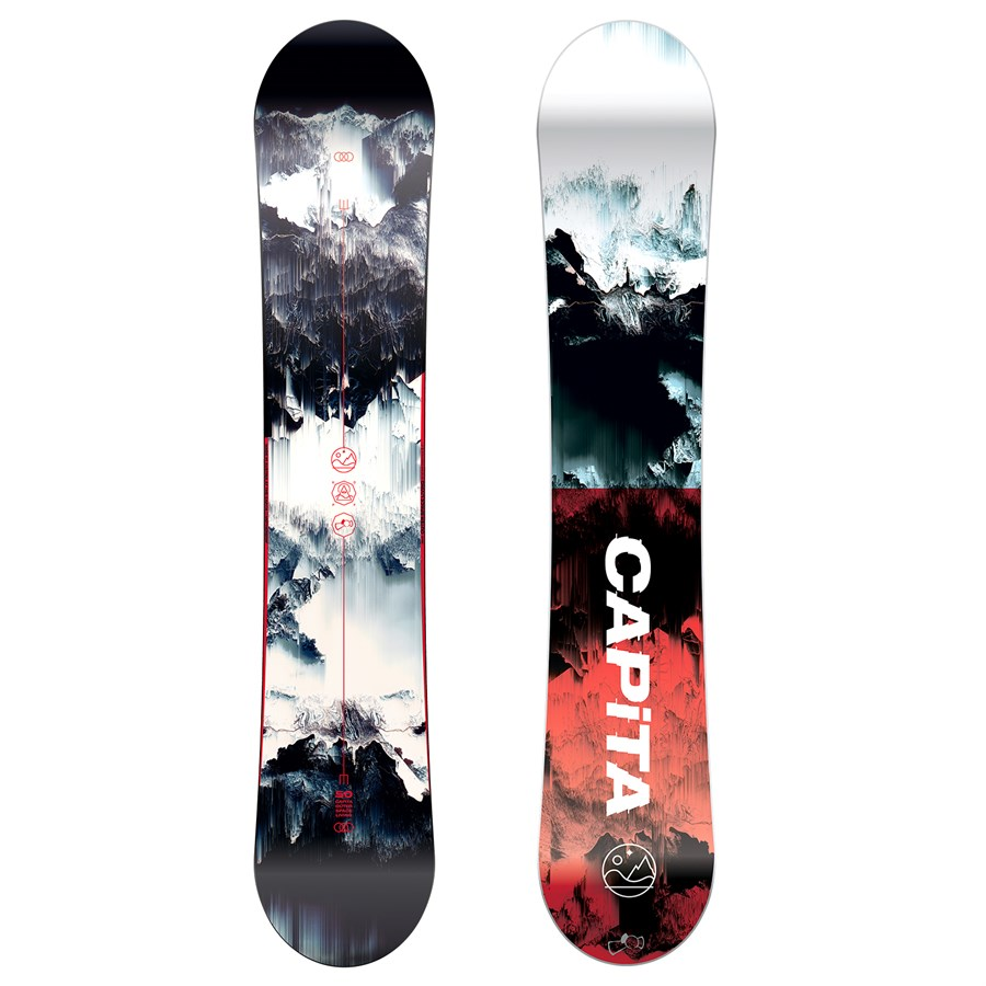 CAPiTA Outerspace Living Snowboard 2018