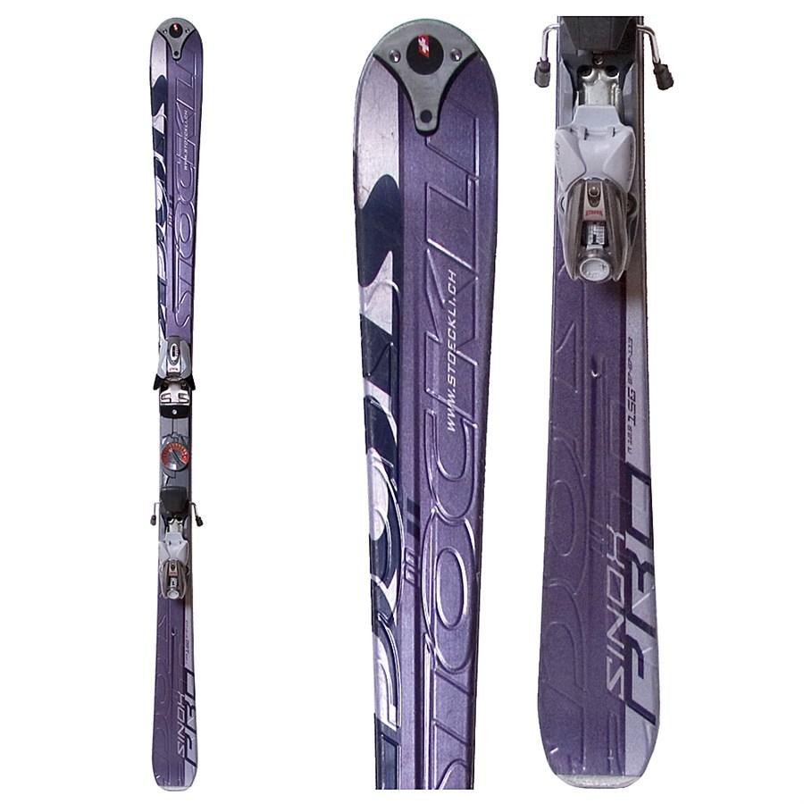Stockli Sinox Pro Skis + Bindings