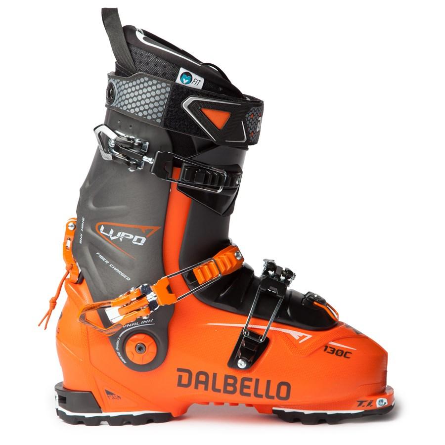 Dalbello Lupo 130 C Alpine Touring Ski Boots 2018 Evo