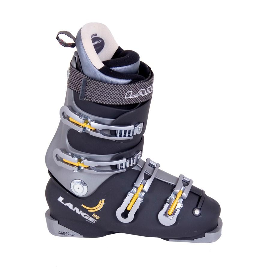 Lange Comp 100 W Ski Boots - Women's 2004   evo outlet