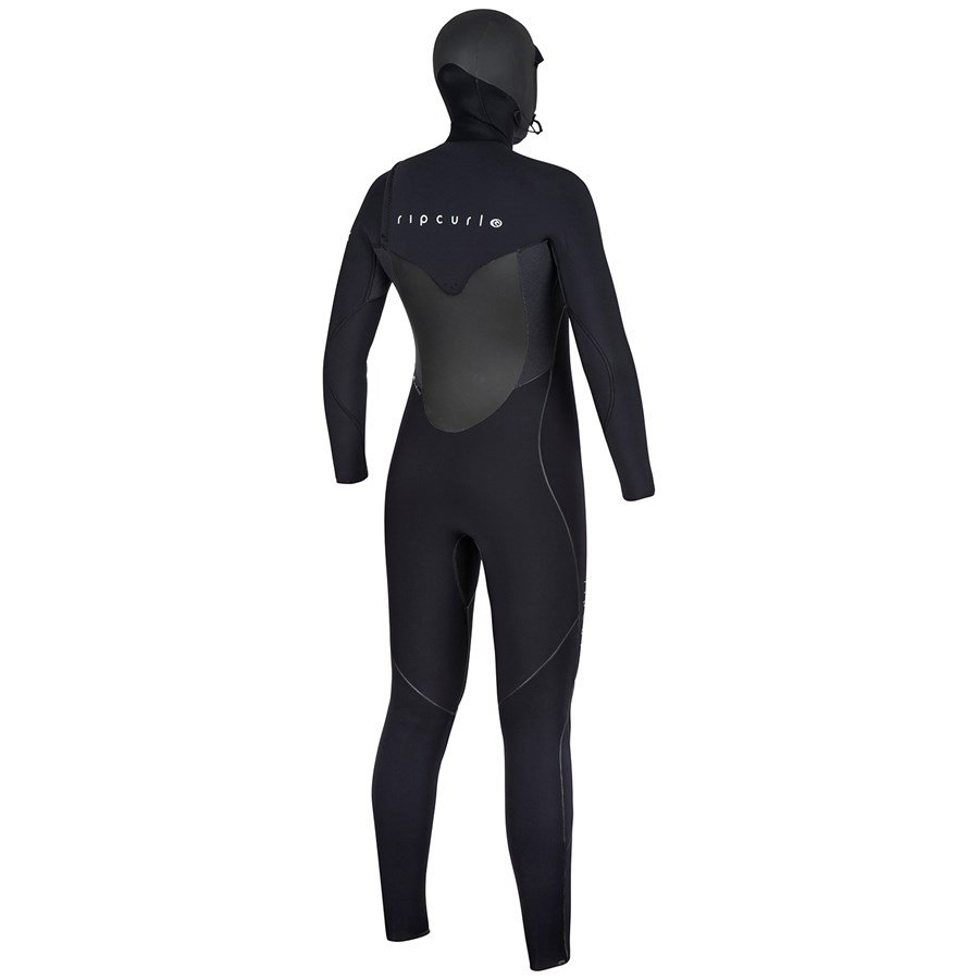 Rip Curl 5 4 Flashbomb Hooded Wetsuit - Women s  213804f812