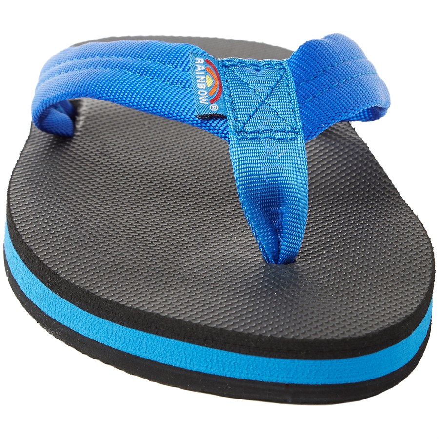 Rainbow Classic Rubber Single Layer Women/'s Flipflop Sandal