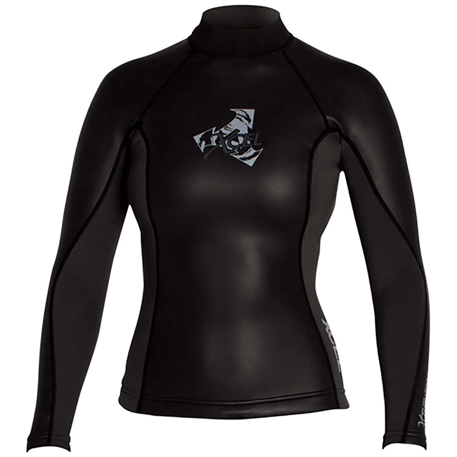 XCEL 2 1mm Smoothskin Xcelerator Long Sleeve Wetsuit Top - Women s  d167fedfb