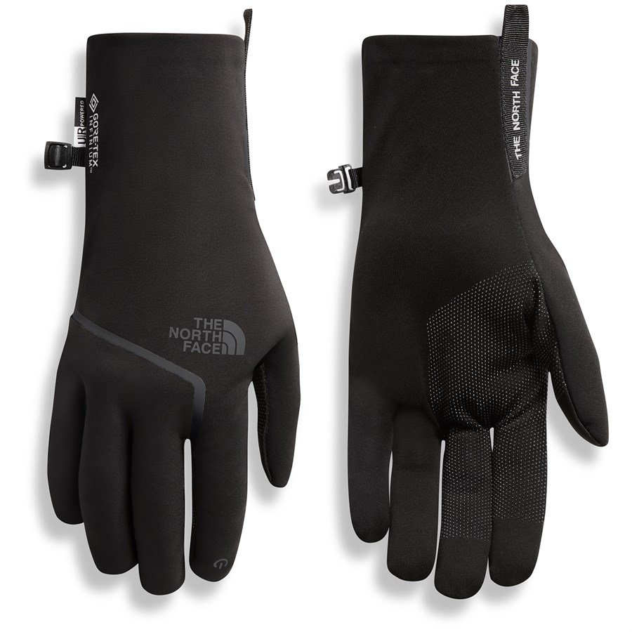 The North Face Gore CloseFit Soft Shell Gloves