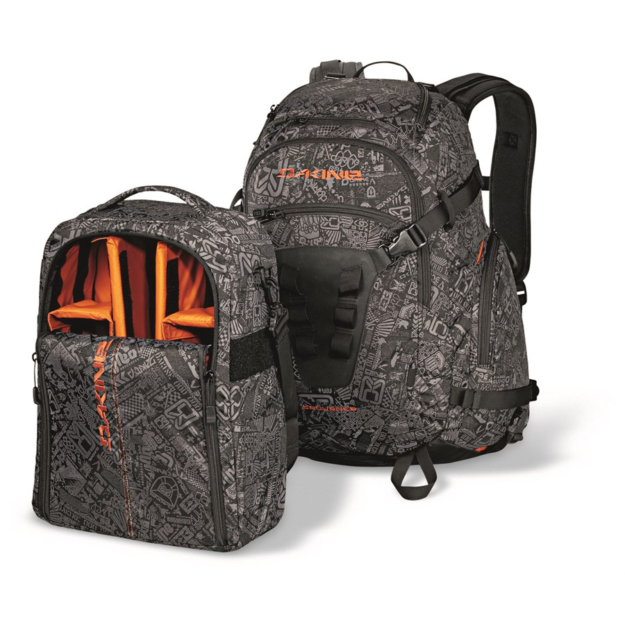 DaKine Sequence Photo Backpack | evo outlet