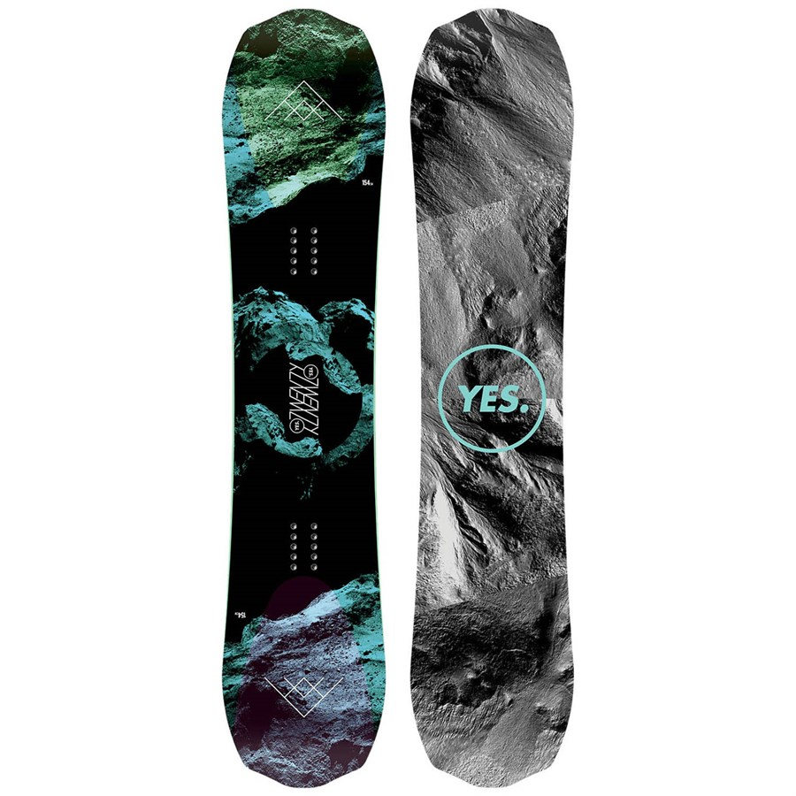 Yes. 20/20 Snowboard 2018