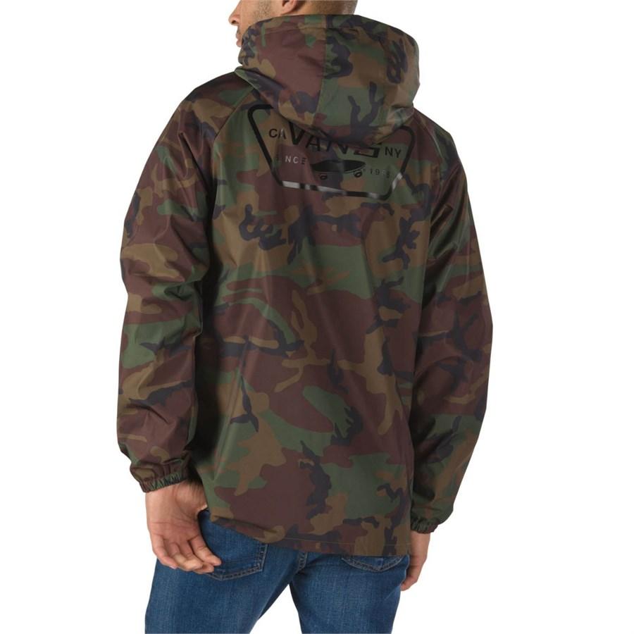 a3401d73847 Vans Torrey Hooded MTE Coaches Jacket