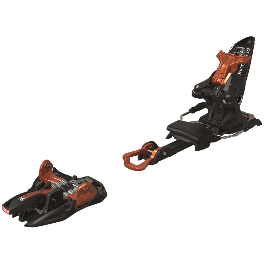 Marker Kingpin 10 Alpine Touring Ski Bindings 2019