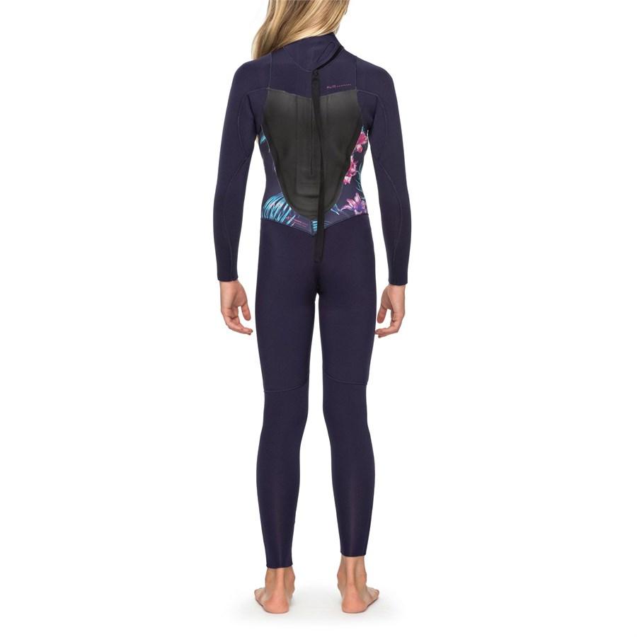 f052755dea Roxy 4 3 Syncro Back Zip GBS Wetsuit - Girls